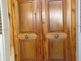 Cooperativa de la madera 'Ntra Sra de Gracia' Puertas y ventanasPuertas Madera maciza Acabado en madera