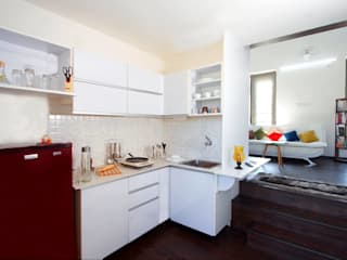 Urban Shaastra ห้องครัว