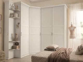 La cameretta + le matrimoniali DormitoriosArmarios y cómodas