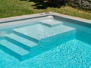 Construction d'une piscine béton dans la région de Chambéry Envid'O Piscine moderne