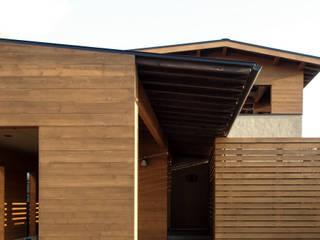 AtelierorB Modern home