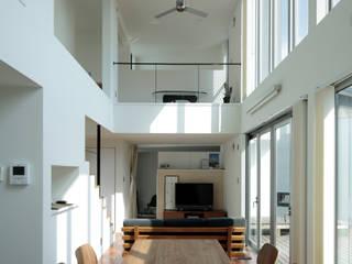 Moderne Esszimmer von AtelierorB Modern