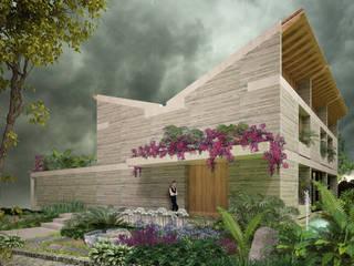 por Studio de Arquitectura y Ciudad