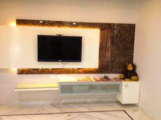 Interior Architecture Urban Shaastra Modern living room