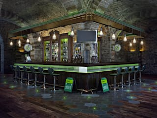 Sweet Home Design Bars & clubs