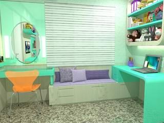 Modern Kid's Room by Monique Vasconcelos Modern