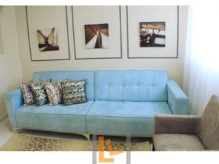 Modern living room by Le Viner Arquitetura Modern
