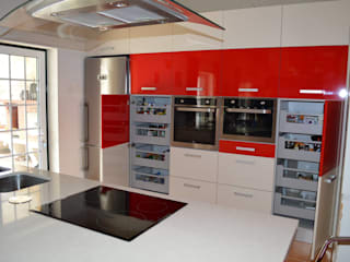 Modern kitchen by Ansidecor Modern