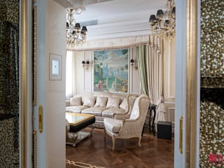 Classic style living room by Art-In Classic