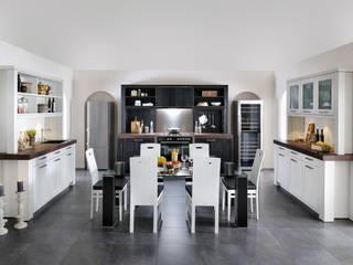 Nhà bếp phong cách Bắc Âu bởi Schmidt Küchen Bắc Âu