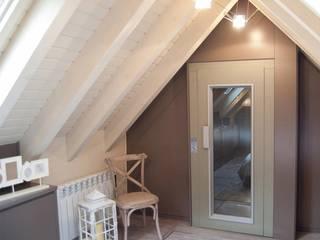 DUPLEX BAQUEIRA Dormitorios de estilo rústico de Tinda´s Project S.L. Rústico