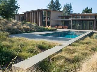 Auf dem Land Moderne Pools von Ecologic City Garden - Paul Marie Creation Modern