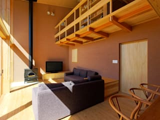 中山大輔建築設計事務所/Nakayama Architects Living room