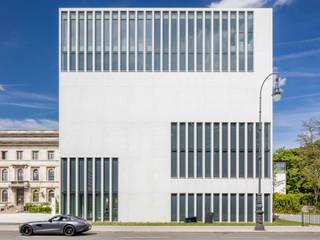 SICHTKREIS.COM Architekturfotografie Berlin Museos Concreto Blanco