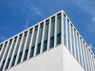 SICHTKREIS.COM Architekturfotografie Berlin Lugares para eventos Concreto Blanco