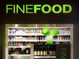Fine Food Moderne vliegvelden van MennOntwerpt Modern