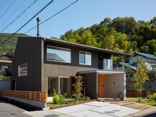 山里のいえ: toki Architect design officeが手掛けた家です。