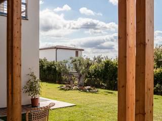 Mediterraner Garten von Studio di Architettura Ortu Pillola e Associati Mediterran