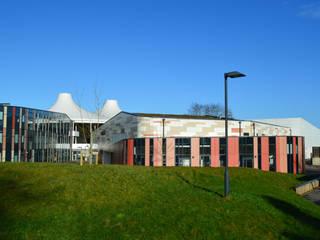 St Bartholomew's School Enhancement Project ArchitectureLIVE Schools