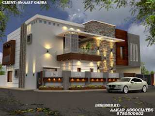 Houses by aakarconstructions, Country
