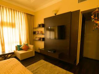 Dormitorios de estilo moderno de ACQ Design Moderno