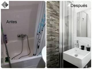 Reforma Integral de Baño:  de estilo  de Fecofer, Proyectos y Reformas