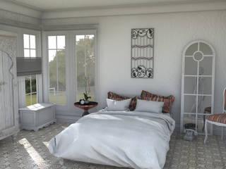 Bedroom dilemma: Dormitorios de estilo moderno de Blophome
