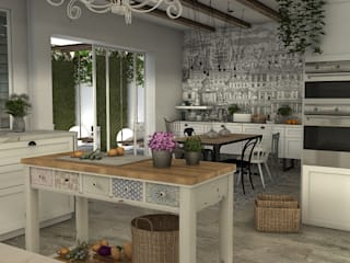 Provenzal kitchen Blophome Cucina in stile mediterraneo