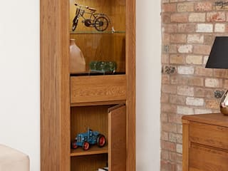 Olten Oak Furniture Asia Dragon Furniture from London Living roomShelves