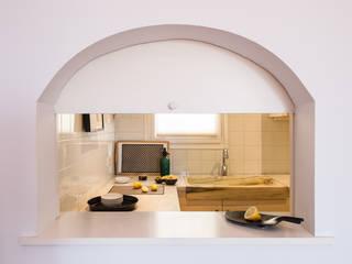 Projekty,  Kuchnia zaprojektowane przez Markham Stagers