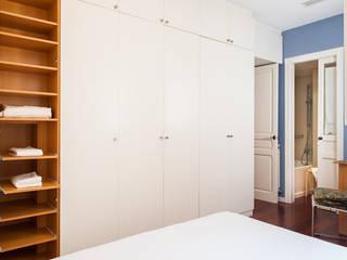 Projekty,  Garderoba zaprojektowane przez Markham Stagers