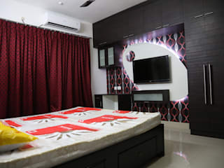 modern  by Sai Decors, Modern