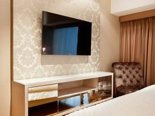 Departamento Chacarilla: Dormitorios de estilo  por Carughi Studio
