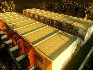Vacation Farmhouses Urban Shaastra Modern houses