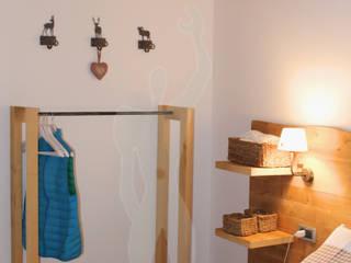 غرفة نوم تنفيذ Arredamenti Brigadoi
