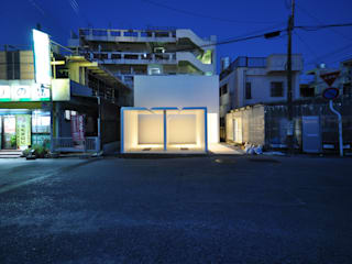 Minimalist houses by 門一級建築士事務所 Minimalist
