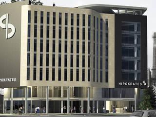 Budynek biurowy - Kraków od PA FORMAT