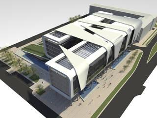 Centrum Administracyjne w Rzeszowie od PA FORMAT Nowoczesny