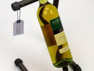 Weinflaschenständer No.1:   von ilTubo Wohnakzente