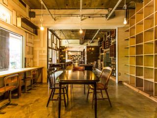 co-ba hida takayama: 浅野翼建築設計室が手掛けた和室です。,モダン