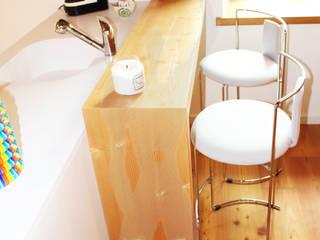 Arredamenti Brigadoi CocinaMesas y sillas Madera Acabado en madera