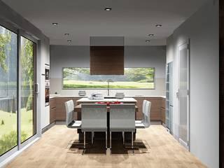 Amplitude - Mobiliário lda Moderne keukens Hout Hout