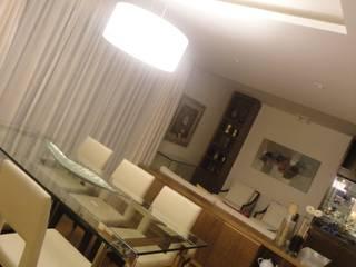 Apartamento Campo Belo Salas de estar clássicas por PR+ Arquitetura Clássico