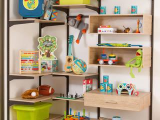 Dormitorios infantiles de estilo  de Espacio al Cuadrado, Moderno