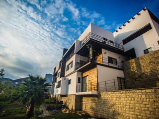 Maisons de style  par ICAZBALCETA Arquitectura y Diseño