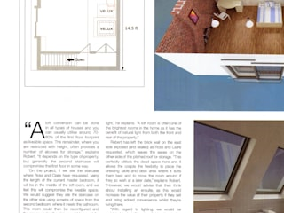 "The ""Kitchens Bedrooms & Bathrooms"" magazine asked for our advice de Roberts 21st Century Design"