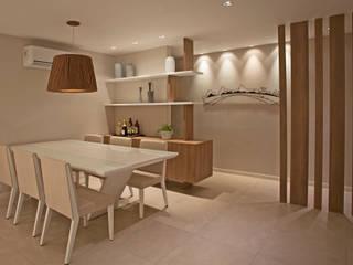 Andréa Spelzon Interiores Modern Dining Room
