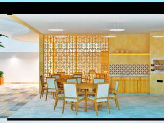 Espaço Gourmet Cozinhas rústicas por Arquiteto e Urbanista Ricardo Pereira Macedo Rústico