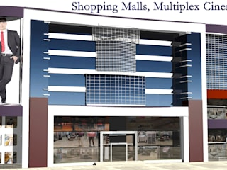 Commercial Buildings by Ellis Infra Structural & Foundation Consultancy