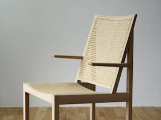 箱根ケ崎の家 reading chair: hyakkaが手掛けたです。